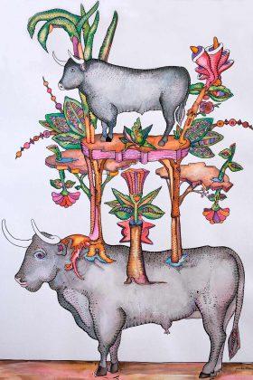 El toro y su descendencia