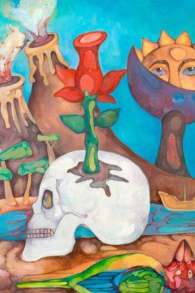 El nacimiento de la flor